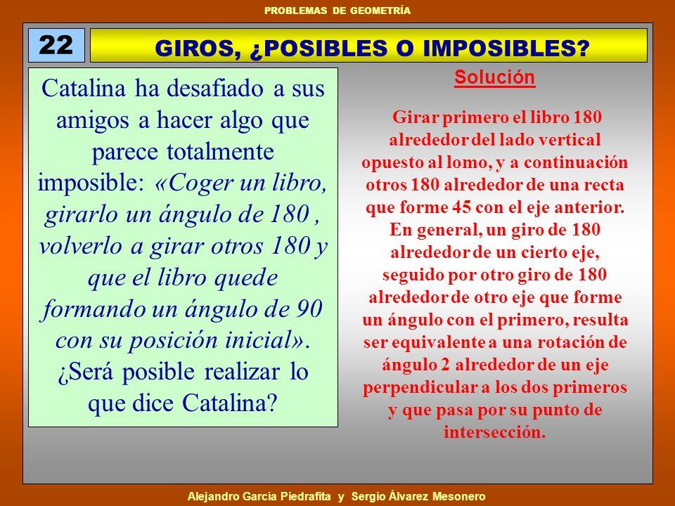 GIROS, ¿POSIBLES O IMPOSIBLES