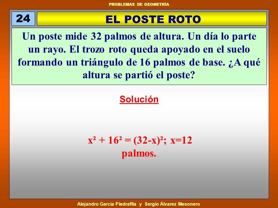 24 EL POSTE ROTO.