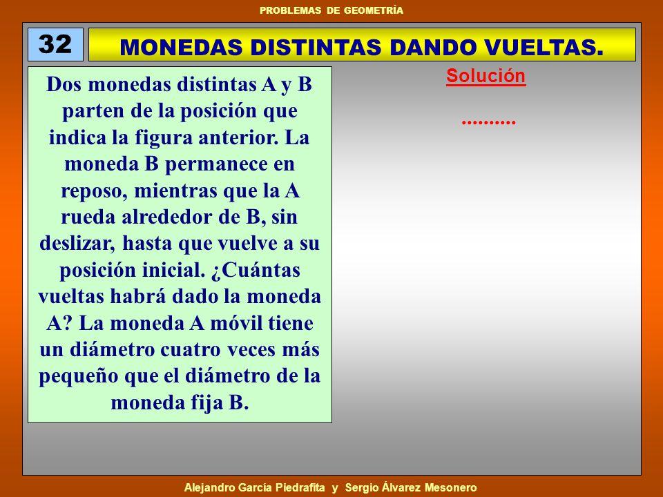 MONEDAS DISTINTAS DANDO VUELTAS.