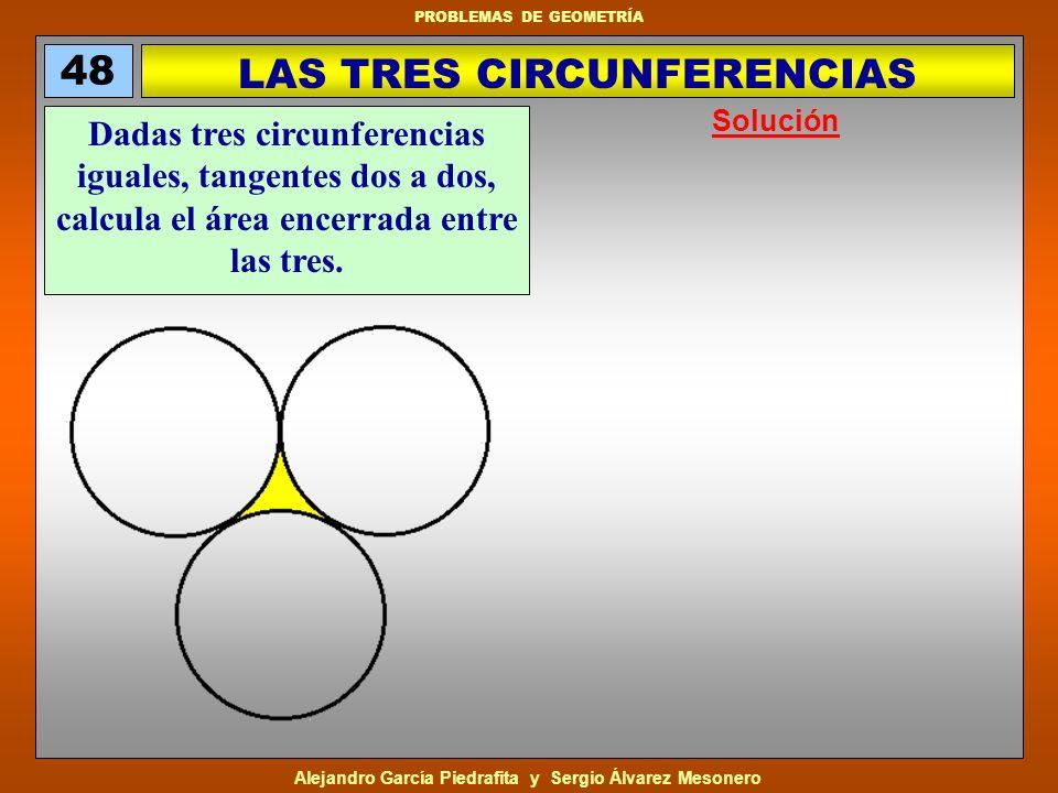 LAS TRES CIRCUNFERENCIAS