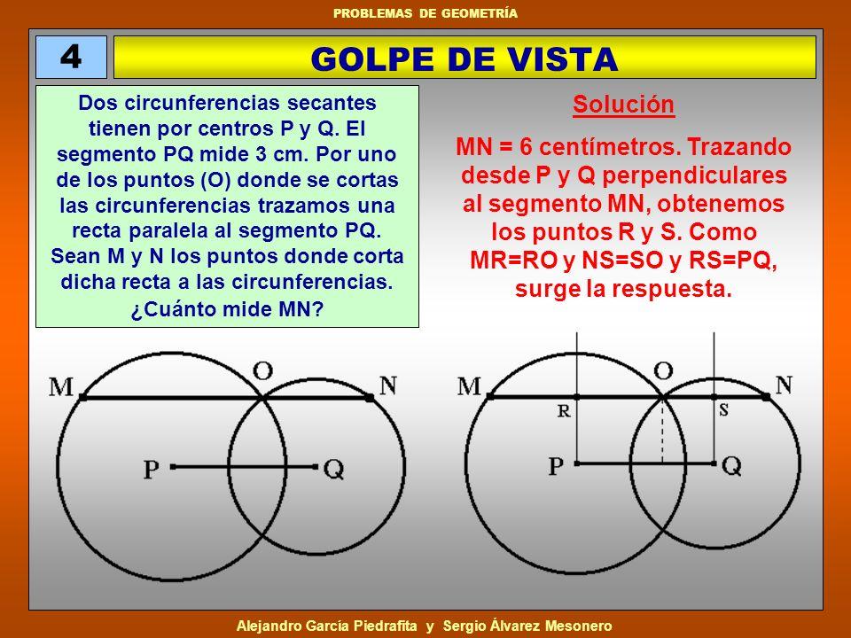 4 GOLPE DE VISTA Solución