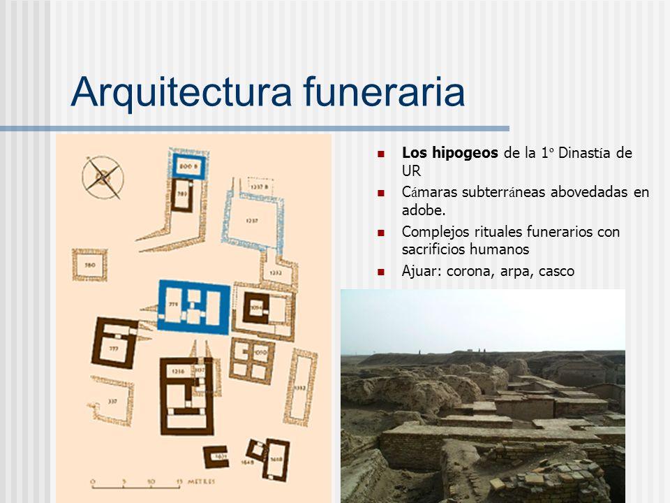 Arte mesopot mico ppt descargar for Arquitectura funeraria