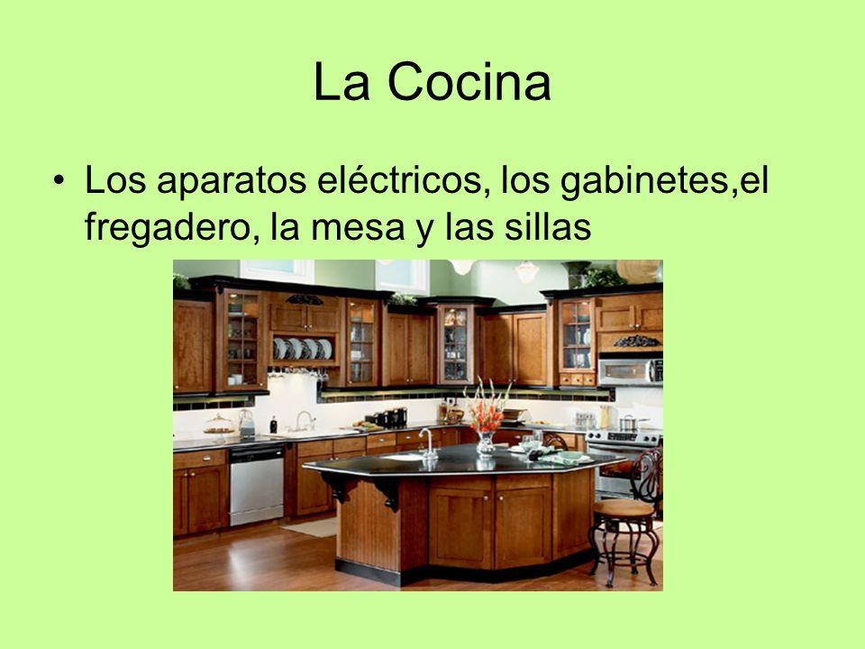 Los aparatos de cocina ayudan a chupar