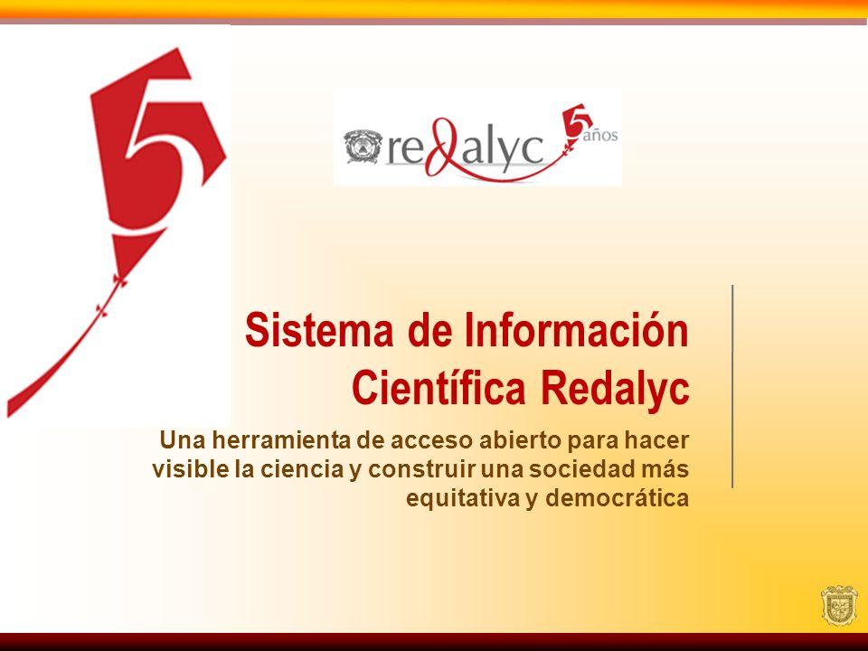 Sistema de Información Científica Redalyc