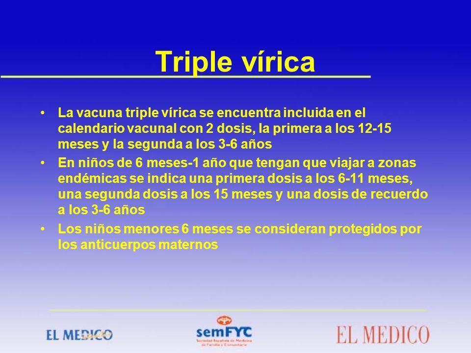 Triple vírica