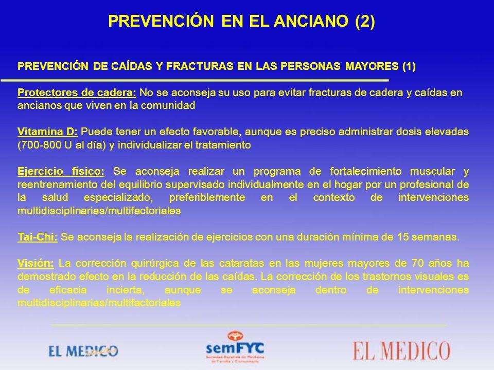 PREVENCIÓN EN EL ANCIANO (2)