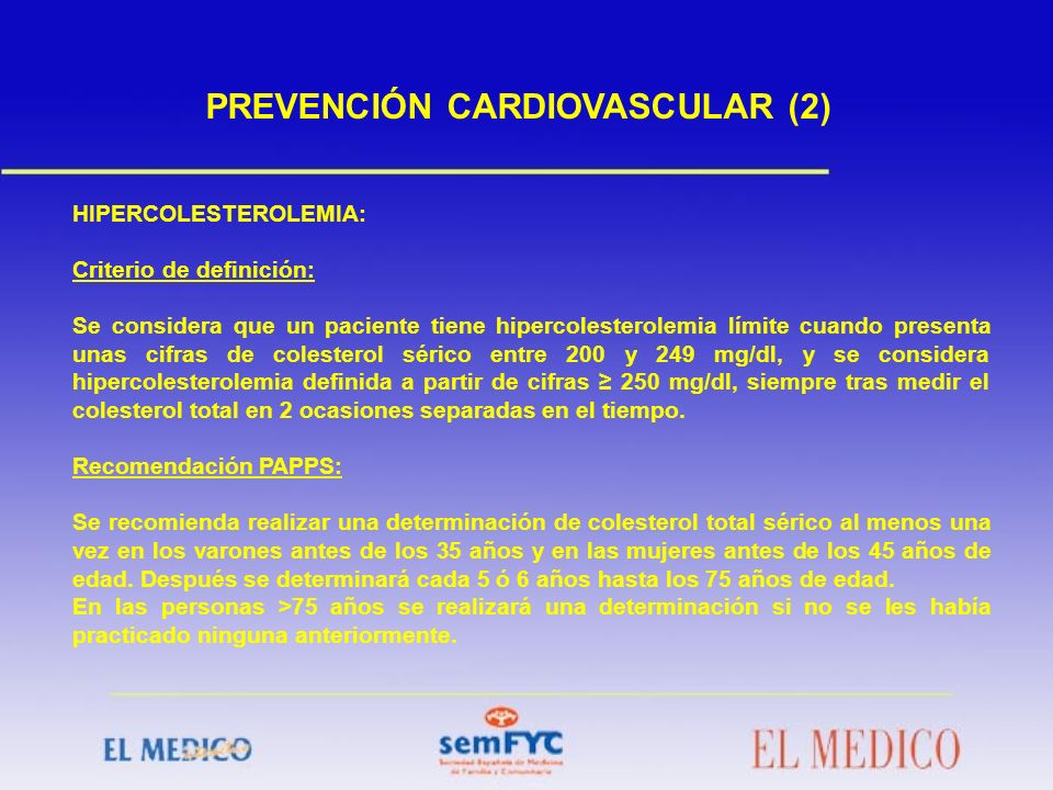 PREVENCIÓN CARDIOVASCULAR (2)
