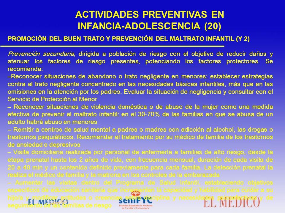 ACTIVIDADES PREVENTIVAS EN INFANCIA-ADOLESCENCIA (20)