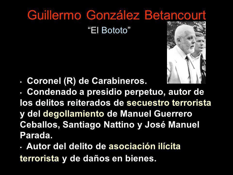 Guillermo González Betancourt