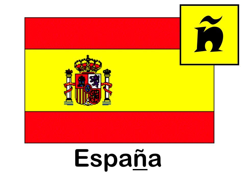 ñ España