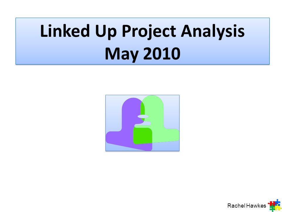 Linked Up Project Analysis May 2010