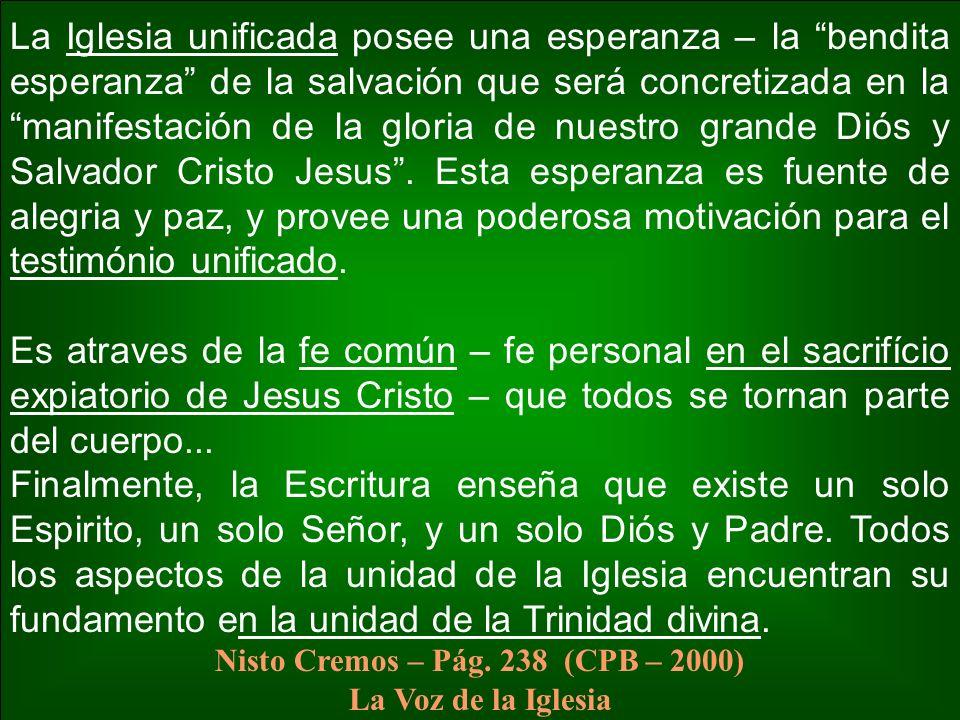 Nisto Cremos – Pág. 238 (CPB – 2000)