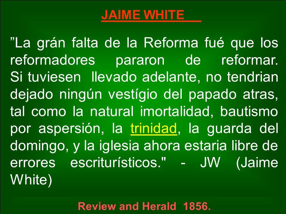 JAIME WHITE