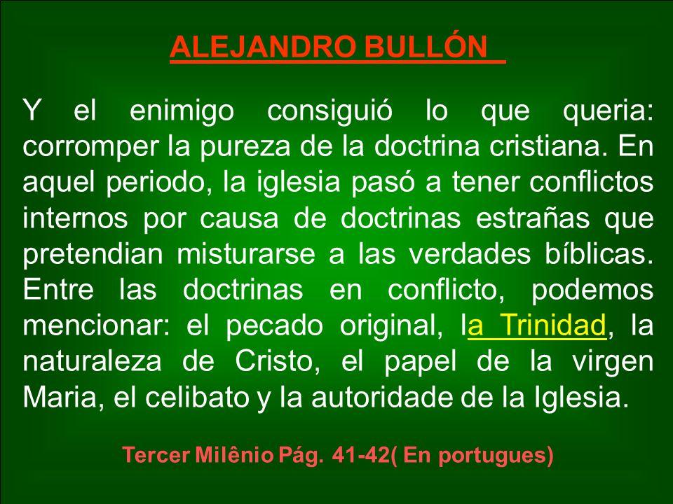 Tercer Milênio Pág. 41-42( En portugues)