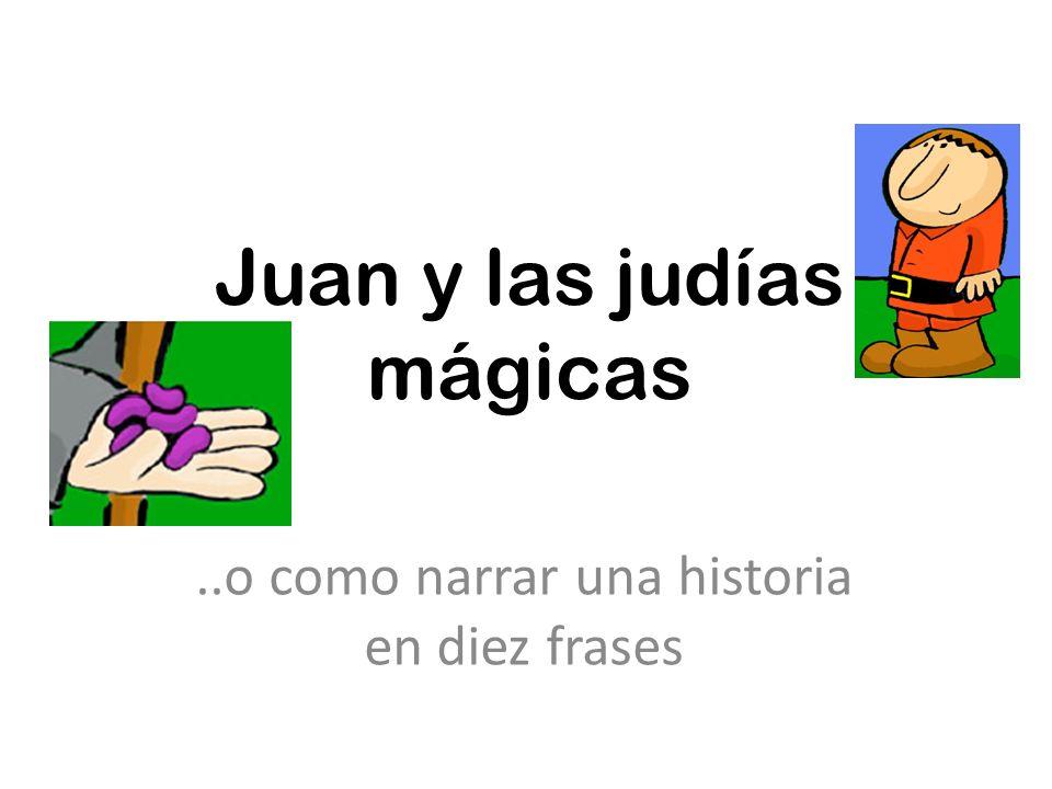 Juan y las judías mágicas