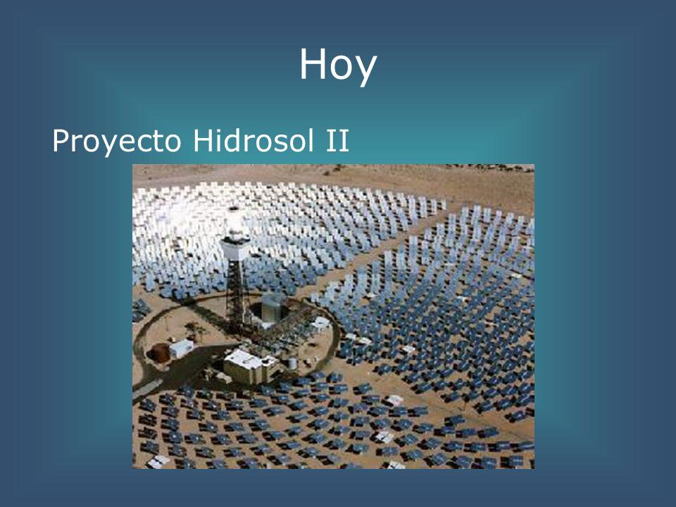 Hoy Proyecto Hidrosol II