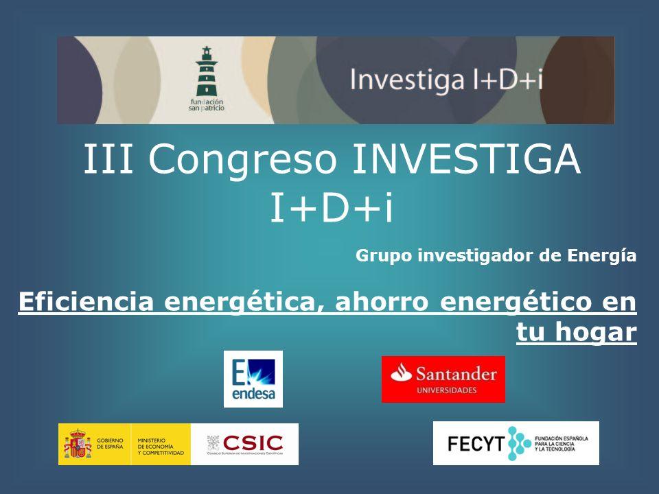 III Congreso INVESTIGA I+D+i