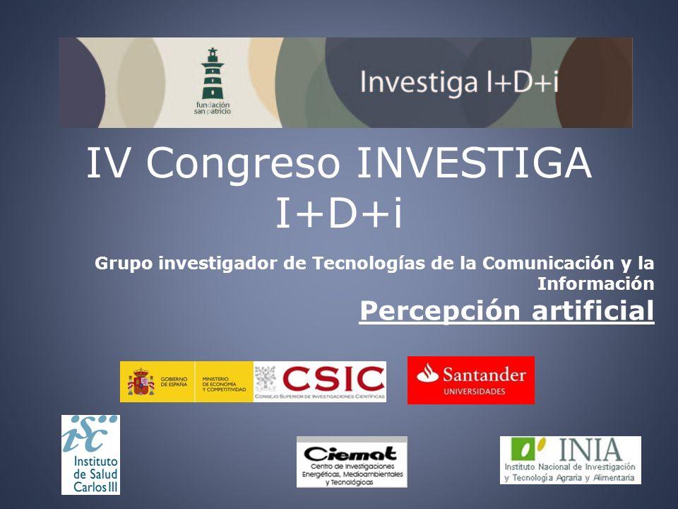 IV Congreso INVESTIGA I+D+i