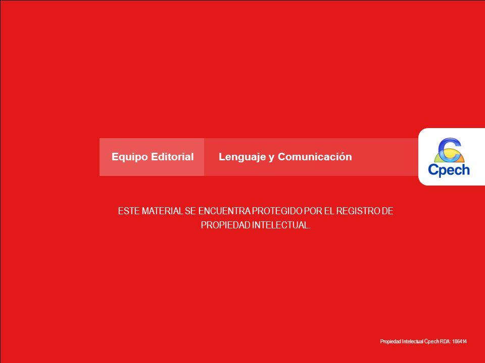 Equipo Editorial Lenguaje y Comunicación