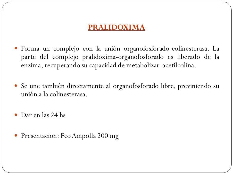 PRALIDOXIMA