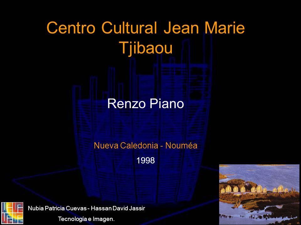 Centro Cultural Jean Marie Tjibaou