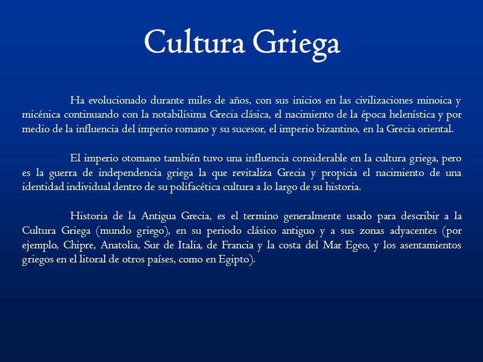Grecia ppt descargar for Cultura de la antigua grecia
