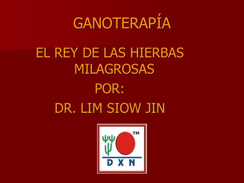 EL REY DE LAS HIERBAS MILAGROSAS