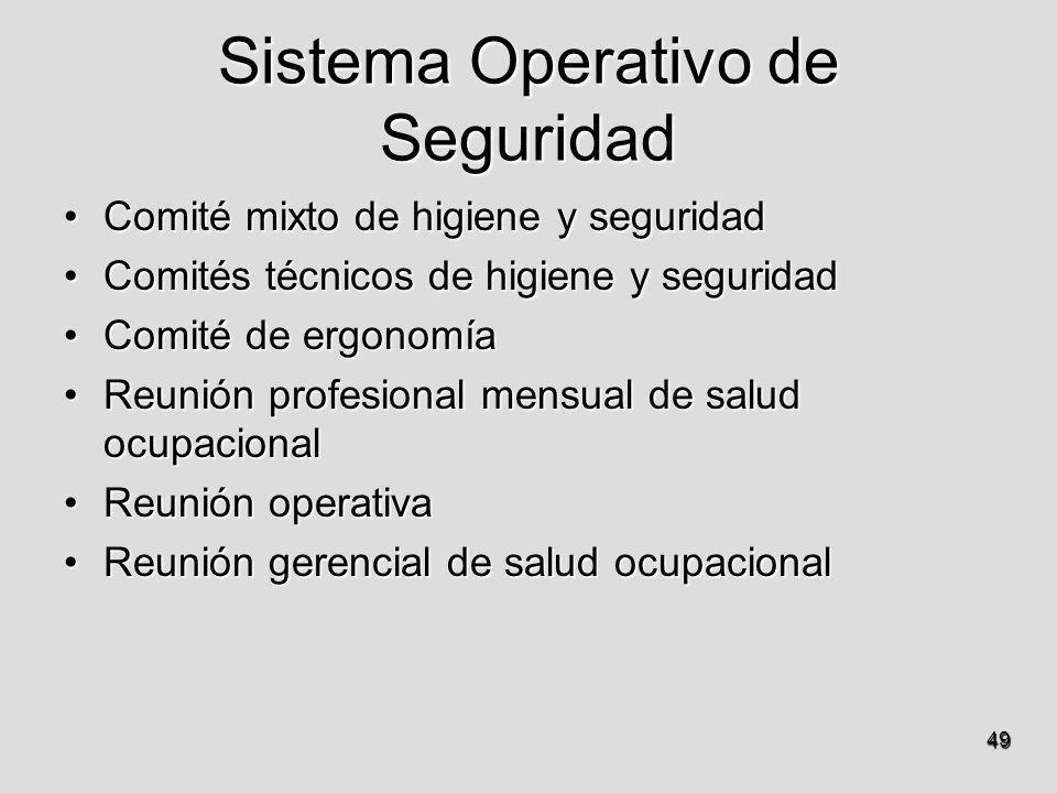 Sistema Operativo de Seguridad