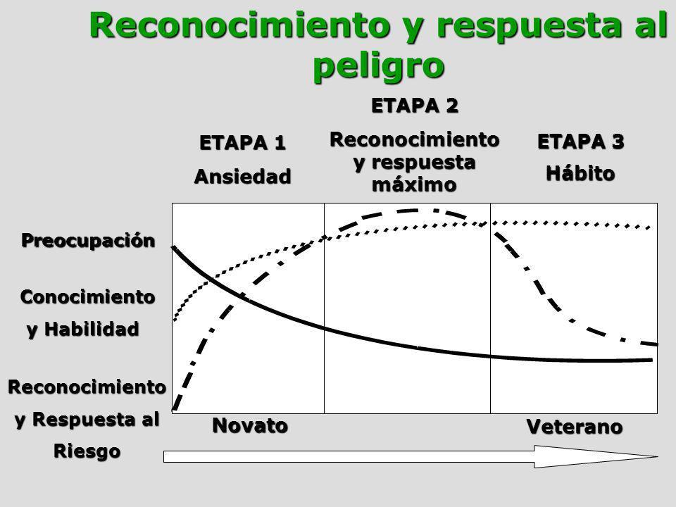 Reconocimiento y respuesta al Reconocimiento y respuesta máximo