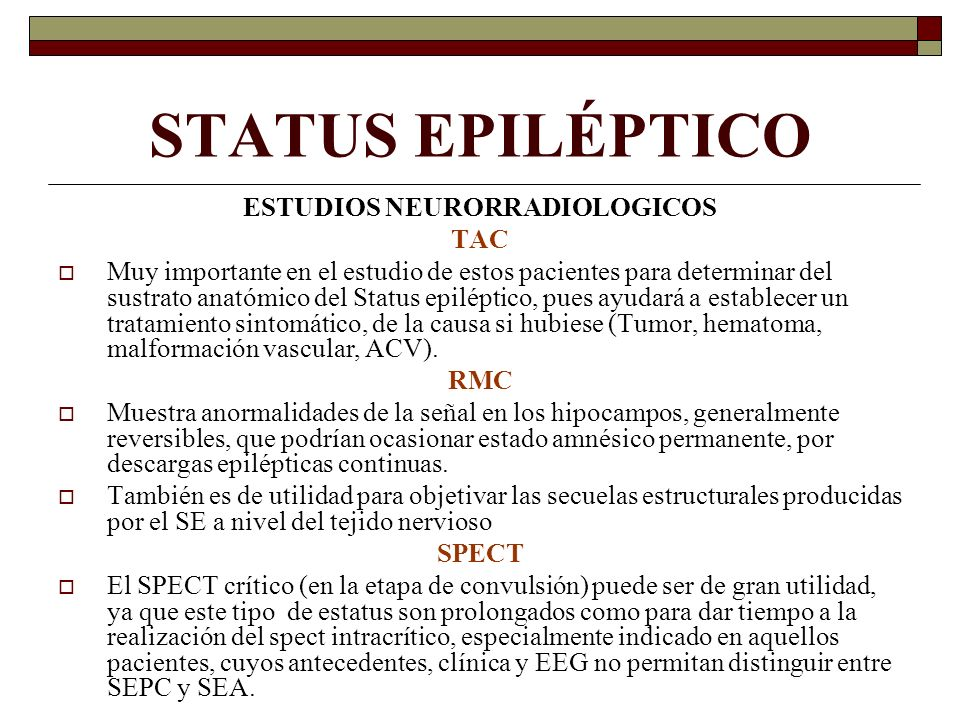 ESTUDIOS NEURORRADIOLOGICOS