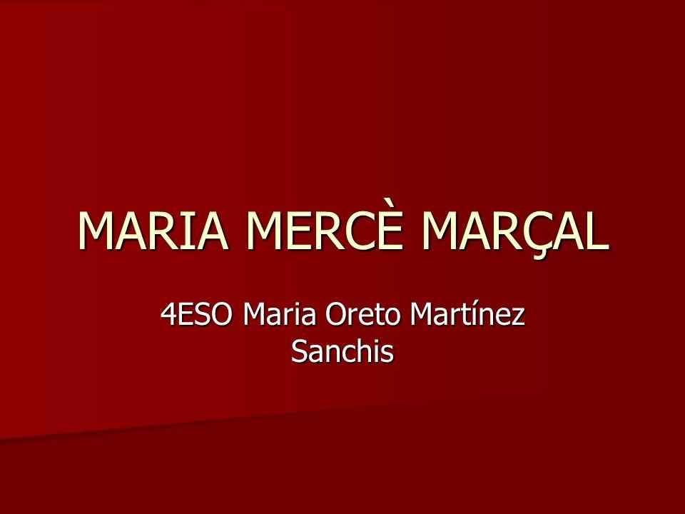 4ESO Maria Oreto Martínez Sanchis