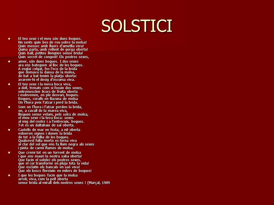 SOLSTICI