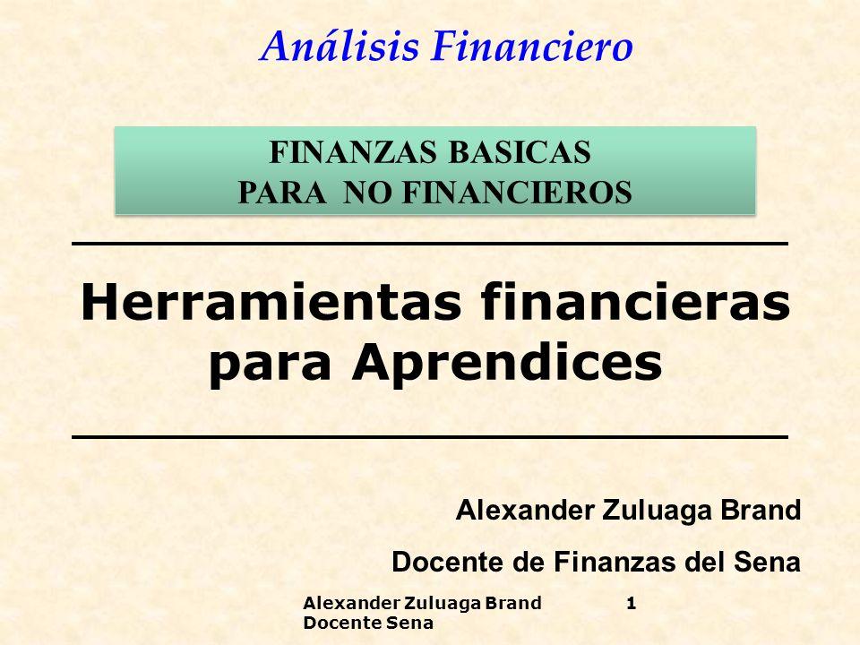 Herramientas financieras para Aprendices