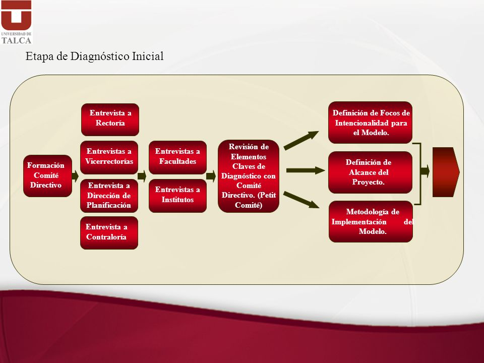 Etapa de Diagnóstico Inicial