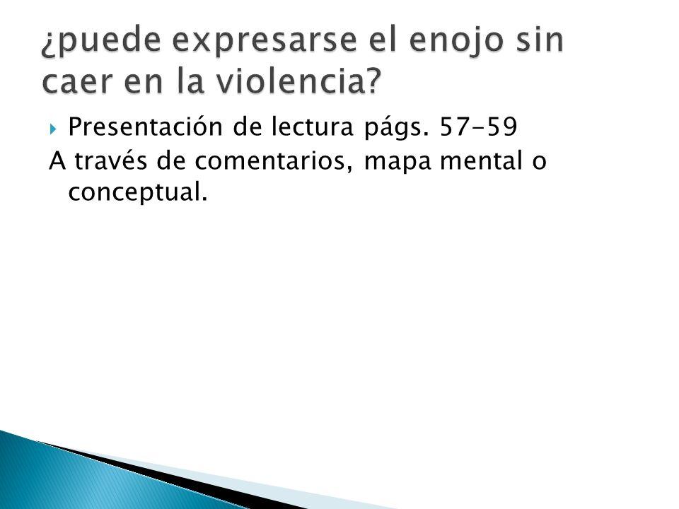 ¿puede expresarse el enojo sin caer en la violencia