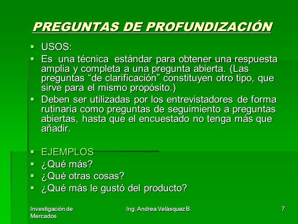 PREGUNTAS DE PROFUNDIZACIÓN