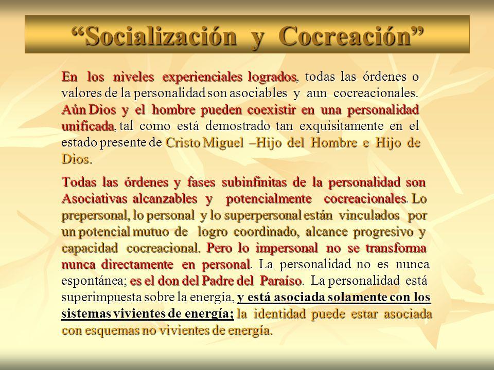 Socialización y Cocreación