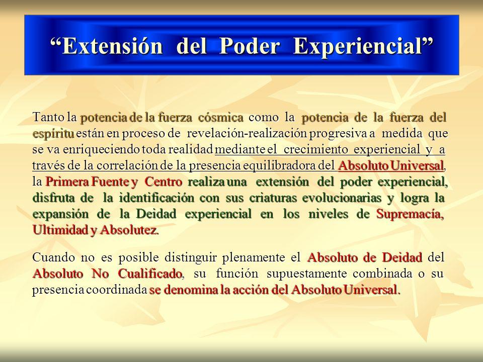 Extensión del Poder Experiencial