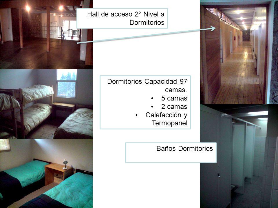 Hall de acceso 2° Nivel a Dormitorios