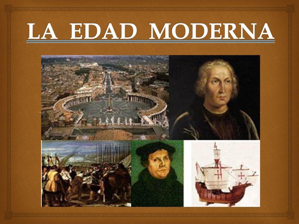 La edad moderna ppt video online descargar for Agenzia la moderna