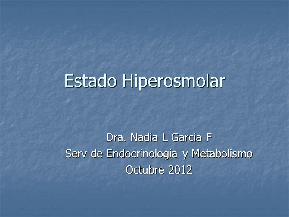Serv de Endocrinologia y Metabolismo