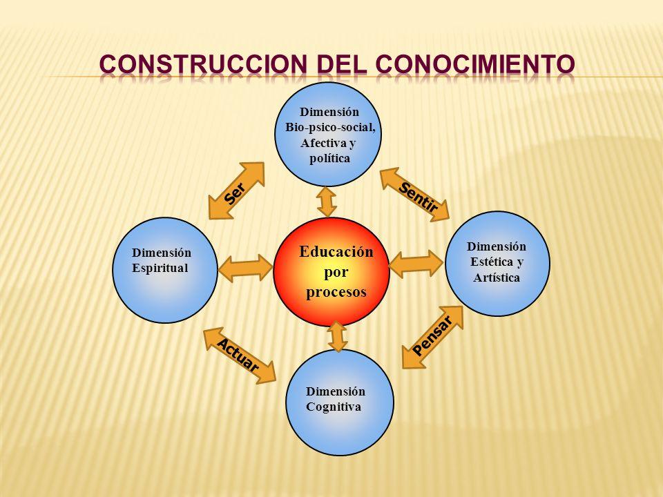 CONSTRUCCION DEL CONOCIMIENTO