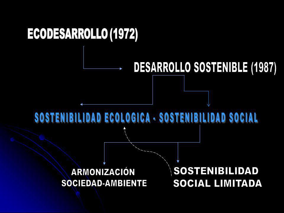 DESARROLLO SOSTENIBLE (1987)