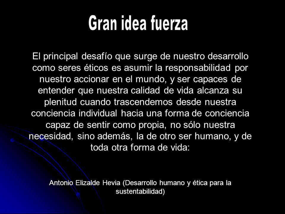 Gran idea fuerza