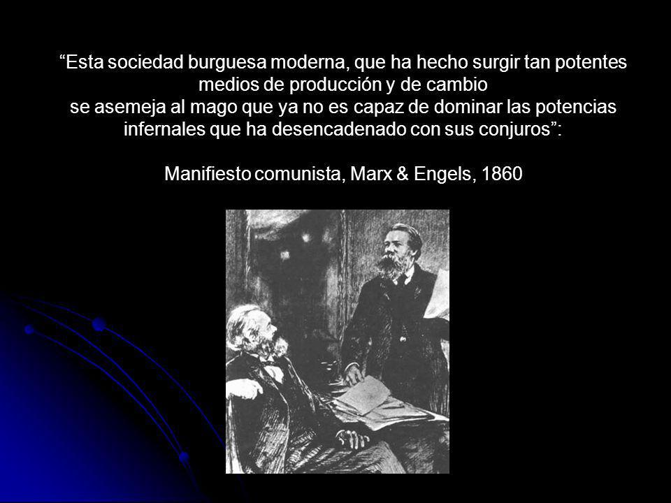 Manifiesto comunista, Marx & Engels, 1860