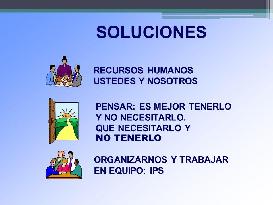 SOLUCIONES RECURSOS HUMANOS USTEDES Y NOSOTROS