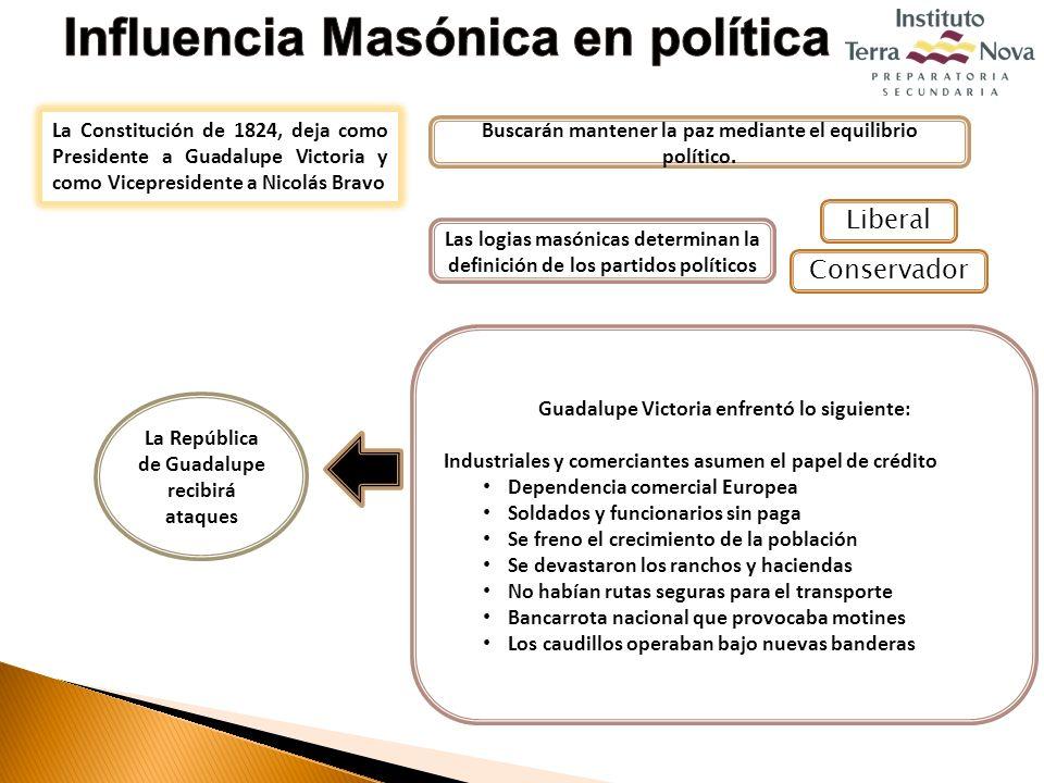 Influencia Masónica en política