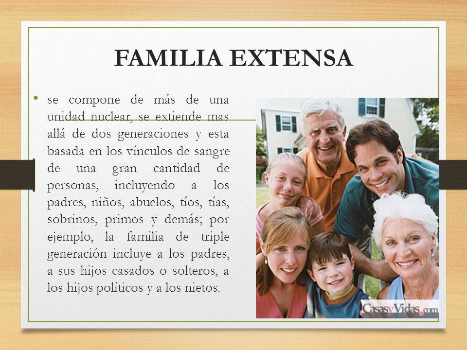 Tema La Familia Como Eje Fundamental De La Sociedad Ppt