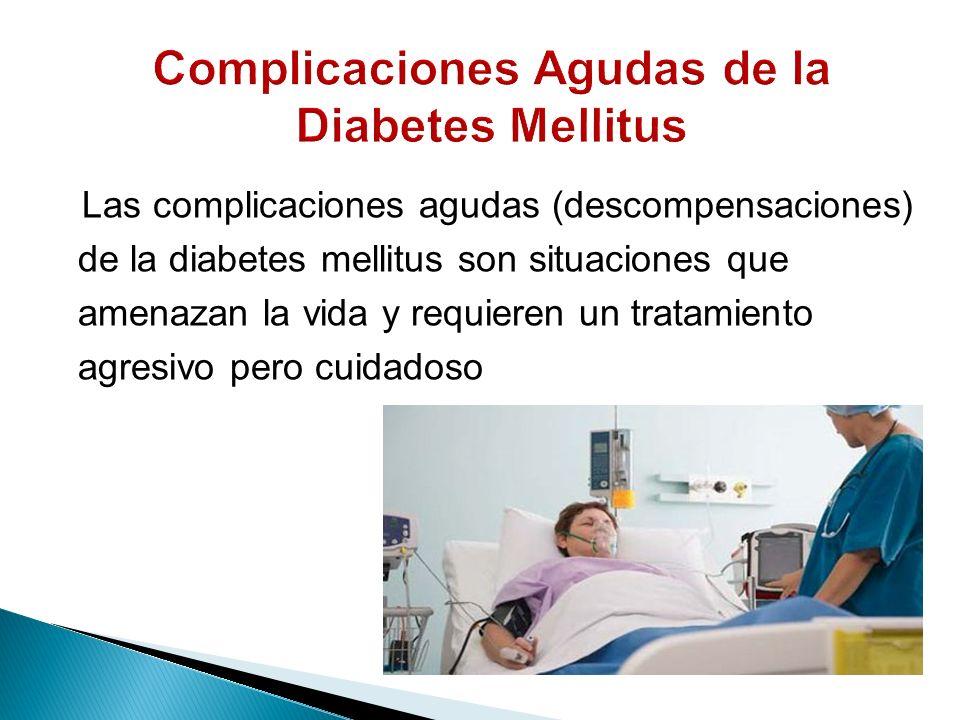 Complicaciones Agudas de la Diabetes Mellitus - ppt video