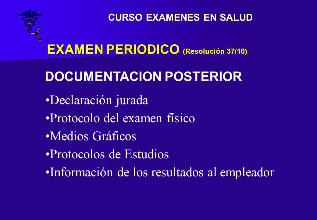 EXAMEN PERIODICO (Resolución 37/10)